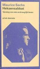 Heksensabbat - Maurice Sachs, Pieter Beek (ISBN 9789029537148)