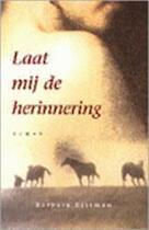 Laat mij de herinnering - Barbara Esstman, Jan Smit (ISBN 9789032505776)