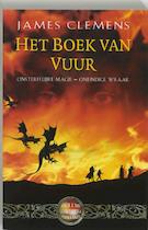 Het Boek van Vuur - James Clemens (ISBN 9789024547739)