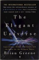 Elegant Universe - Brian Greene (ISBN 9780099289920)
