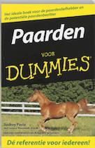 Paarden voor Dummies - A. Pavia (ISBN 9789043015264)