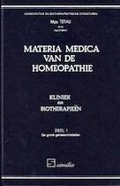 Materia Medica van de Homeopathie - Max Tetau