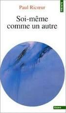 Soi-même comme un autre - Paul Ricoeur (ISBN 9782020299725)
