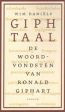 Giphtaal - W. Daniels (ISBN 9789057591068)