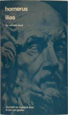 De wil van Zeus Homerus Ilias - Homer, Jan van Gelder