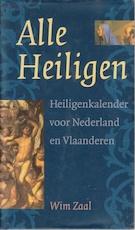 Alle heiligen - Wim Zaal (ISBN 9789038906928)