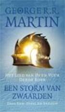 Een storm van zwaarden - George R.R. Martin (ISBN 9789024556632)