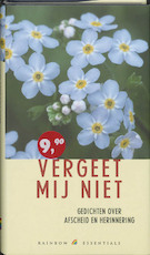 Vergeet mij niet - Unknown (ISBN 9789041740380)
