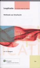 Wetboek van Strafrecht (ISBN 9789013082067)