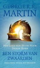 Een storm van zwaarden / A Staal en sneeuw - George R.R. Martin (ISBN 9789024558155)