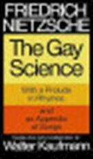 The gay science - Friedrich Wilhelm Nietzsche, Walter Arnold Kaufmann (ISBN 9780394719856)