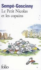Le petit Nicolas et les copains - Jean-Jacques Sempe (ISBN 9782070392605)