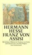 Franz von Assisi - Hermann Hesse (ISBN 9783458327691)