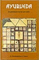 Ayurveda - Chandrashekar G. Thakkur, Erik Mossel (ISBN 9789020251760)