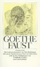 Faust II - Johann Wolfgang von Goethe (ISBN 9783458318002)