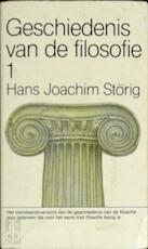Geschiedenis van de filosofie - Hans Joachim Storig (ISBN 9789027405029)