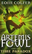 Artemis Fowl and the Time Paradox - Eoin Colfer (ISBN 9780141383347)