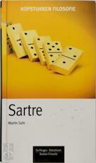 Sartre, kopstukken filosofie - Martin Suhr (ISBN 5413662919064)