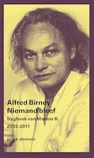Niemand bleef - Alfred Birney