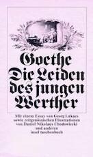 Die Leiden des jungen Werthers - Johann Wolfgang Von Goethe, Georg Lukács, Daniel Nikolaus Chodowiecki (ISBN 9783458317258)
