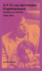 Prive-domein Engelenplaque - A.f.th. Van Der Heijden (ISBN 9789029522427)