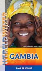 Wereldwijzer reisgids Gambia - Paul de Waard (ISBN 9789038921020)