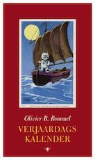Olivier B. Bommel verjaardagskalender - Marten Toonder