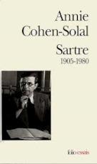 Sartre - Annie Cohen-solal (ISBN 9782070411054)