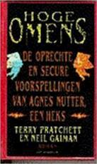 Hoge omens - Terry Pratchett, Venugopalan (pseud.) Ittekot, Neil Gaiman (ISBN 9789027429070)