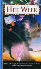 Het Weer - William James Burroughs, Bob Crowder, E.A (ISBN 9789077902011)