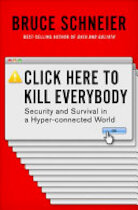 Click Here to Kill Everybody - Bruce Schneier (ISBN 9780393608885)