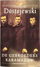 De gebroeders Karamazow - F.M. Dostojewski, Jan van der Eng (ISBN 9789041703071)