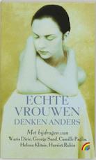 Echte vrouwen denken anders - (ISBN 9789041703187)