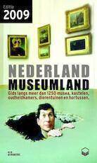 Nederland museumland (ISBN 9789066119260)