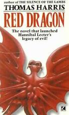 Red dragon - Thomas Harris (ISBN 9780552121606)