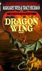 Dragon wing - Margaret Weis (ISBN 9780553286397)