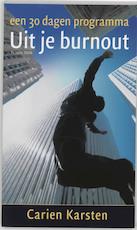 Uit je burnout - Carien Karsten (ISBN 9789038911502)