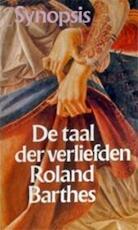 De taal der verliefden - Roland Barthes (ISBN 9789029501163)