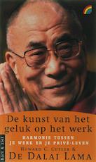 De kunst van het geluk op het werk - Dalai Lama, H.C. Cutler (ISBN 9789041706959)