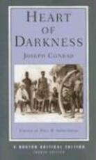 Heart of Darkness - Joseph Conrad (ISBN 9780393926361)