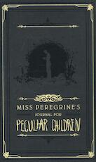 Miss Peregrine's Journal for Peculiar Children - Ransom Riggs (ISBN 9781594749407)