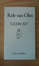 Gedicht - Olm (ISBN 9789070370091)