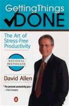 Getting Things Done - David Allen (ISBN 9780142000281)