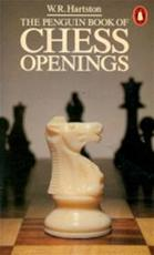 The Penguin book of chess openings - William Roland Hartston (ISBN 9780140463125)