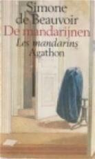 De mandarijnen - Simone de Beauvoir, Jan Hardenberg (ISBN 9789026957079)