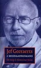 2 Misdaadromans - Jef Geeraerts (ISBN 9789051083682)