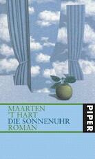Die Sonnenuhr - Maarten 'T Hart (ISBN 9783492049573)
