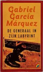De generaal in zijn labyrint - Gabriel García Márquez, Mieke Westra (ISBN 9789041710192)