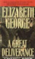 A Great Deliverance - Elizabeth George (ISBN 9780553278026)
