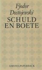 Schuld en boete - Fjodor M. Dostojewski, Hermien Manger (ISBN 9789020453232)